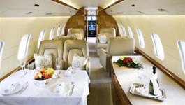 For Private Jet Catering